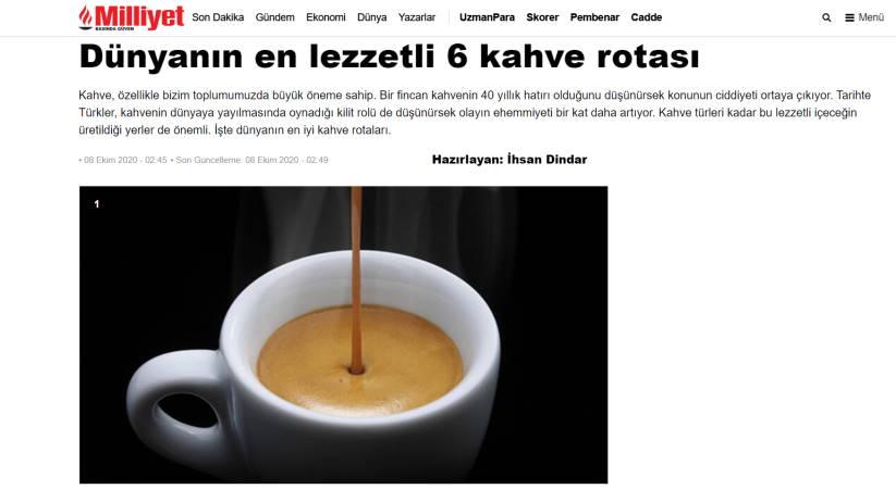 Шесть маршрутов самого вкусного кофе в мире