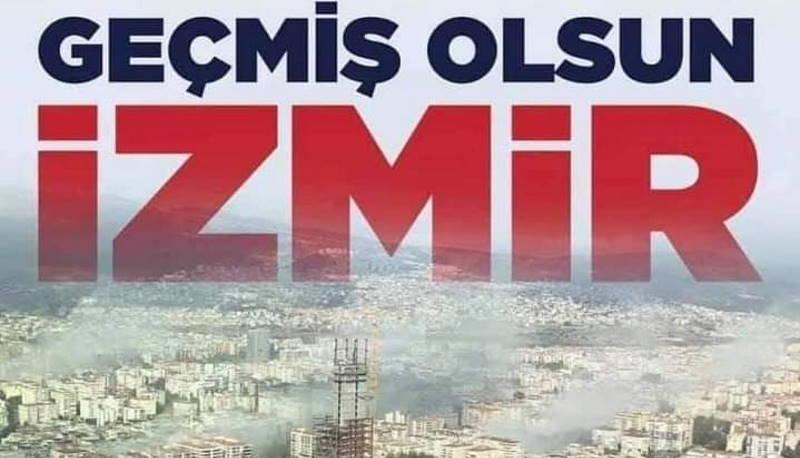 Измир: 100 жертв катастрофы