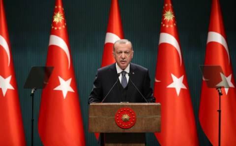 Эрдоган объявил о новых ограничениях на Рамадан