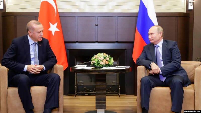 Анкара и Москва обсудили ситуацию в НКР