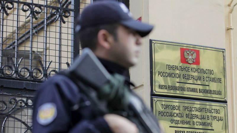 Консульство РФ в Стамбуле не будет работать 2 недели