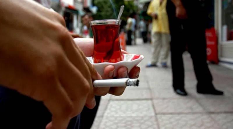 На улицах Турции запретили курить