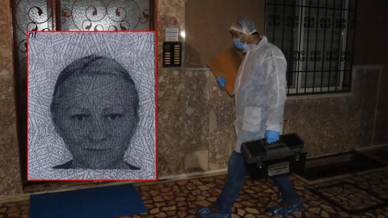 Украинка обнаружена мертвой в Анталии