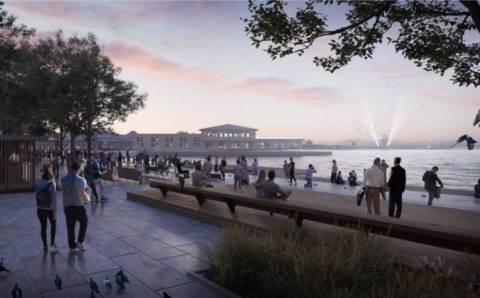Стамбул голосует за дизайн площади Кадыкёй