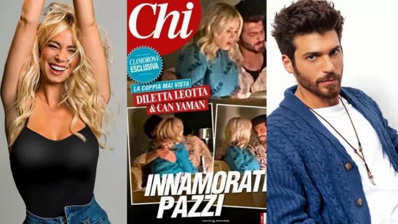 Турецкая звезда сериалов нашел любовь в Италии?