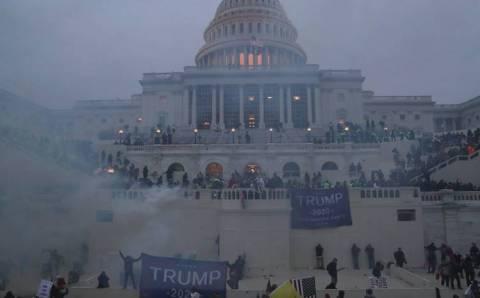 Анкара обеспокоена событиями в Вашингтоне