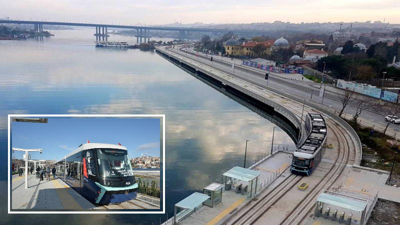 Стамбул входит в новый год с новым трамваем