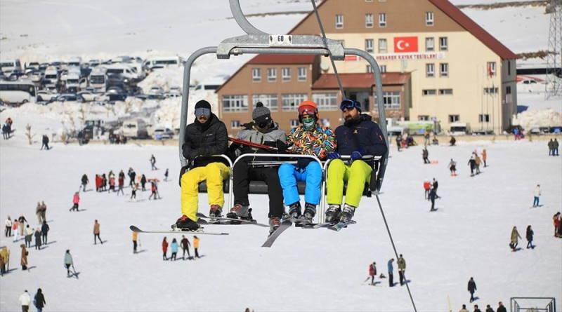 Хесарек – новый турецкий горнолыжный курорт