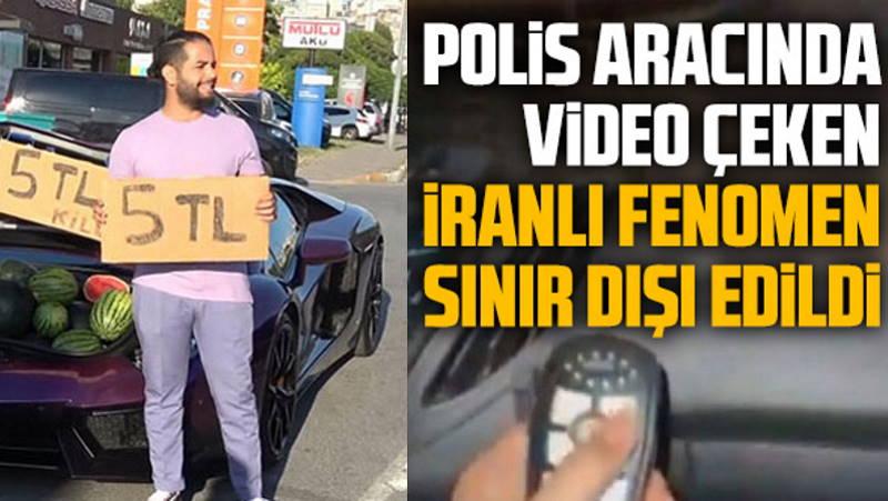Иранского блогера выдворили из Турции