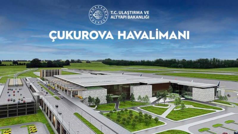 «Чукурова» – второй самый большой аэропорт Турции