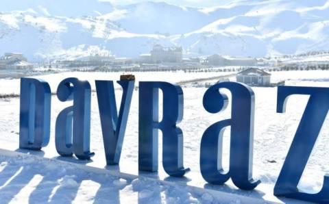 Давраз – кусочек зимы на юго-западе Турции