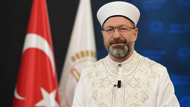 Али Эрбаш снова назначен главой Диянета