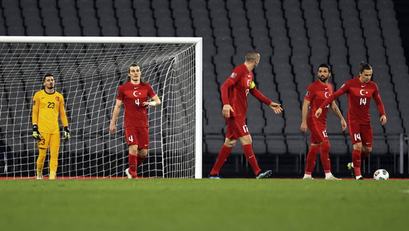 Проклятие сборной Латвии не отпускает Турцию