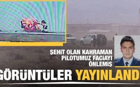 Разбился истребитель «Турецких звезд»: пилот погиб