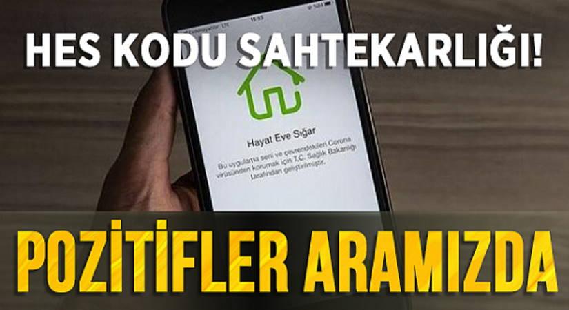 Фальшивые HES коды заполнили улицы Турции