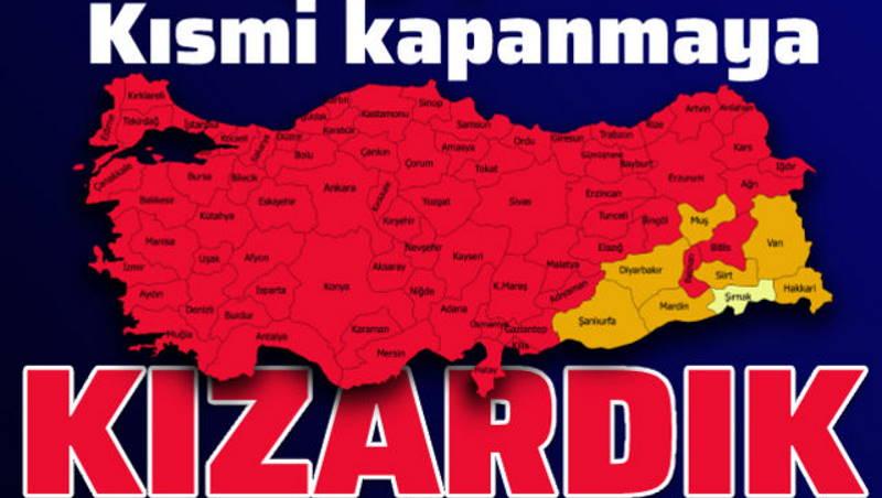 Минздрав опубликовал обновленную карту заражений провинций