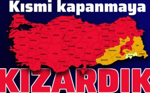 Стамбул остается лидером по количеству заражений