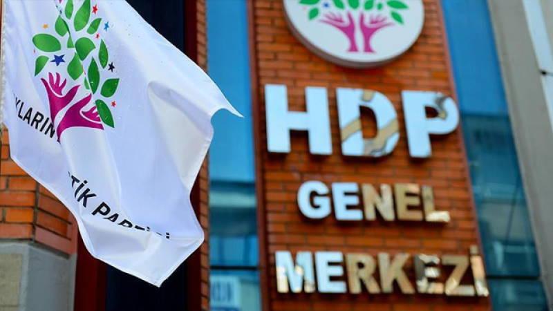 «Закрытие» партии HDP откладывается