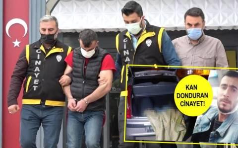 Убийцей пролежавшего в машине 34 дня турка оказался россиянин