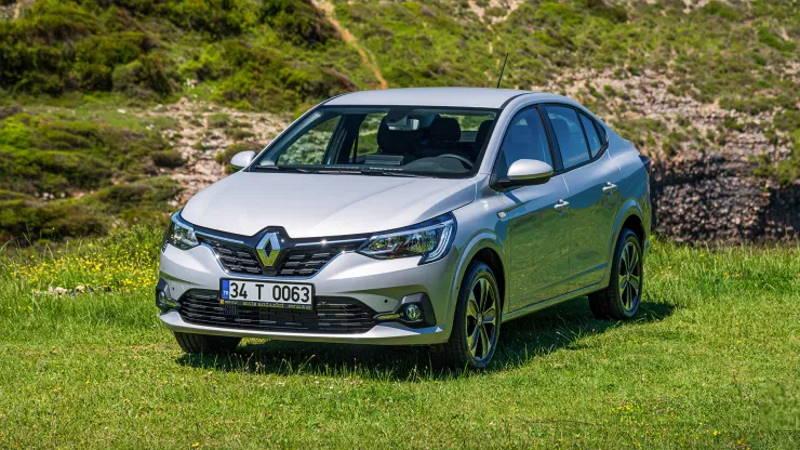 Renault представила мировую новинку Taliant в Турции