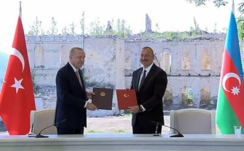 Анкара намерена открыть консульство в Нагорном Карабахе