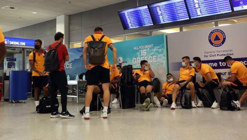 Футбольный скандал: Галатасарай не пустили в Грецию