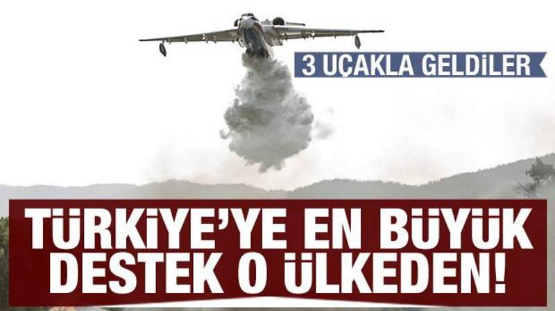 Россия и Украина отправили самолеты, Греция предлагает помощь
