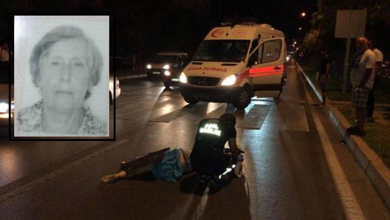 Россиянка погибла на пешеходном переходе в Алании