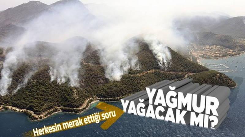Турция надеется на грозы и проливные ливни на выходных