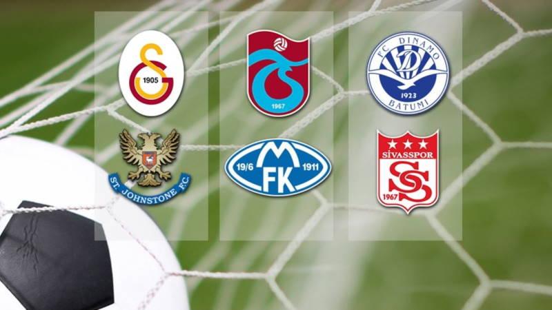 Все три турецких клуба идут дальше в еврокубки