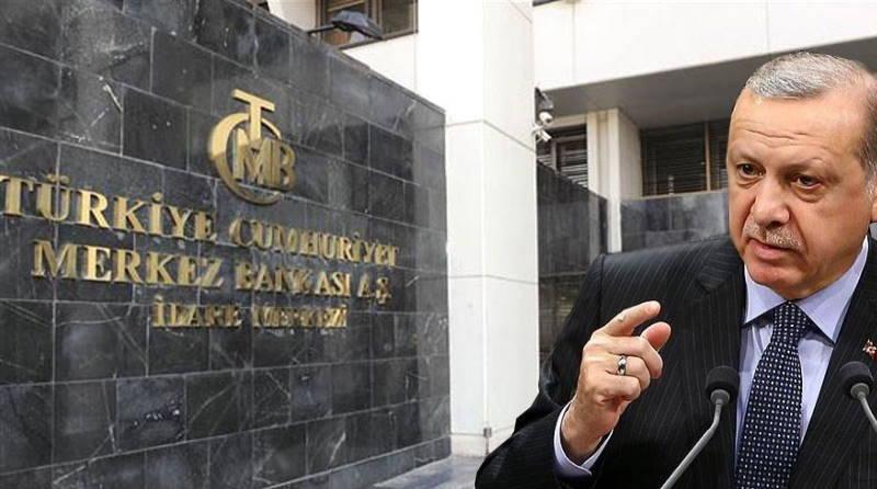 Эрдоган – ЦБ Турции: ждать ли антирекорд для лиры?
