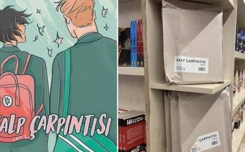 Министерство разрешило продажу комикса только в упаковке