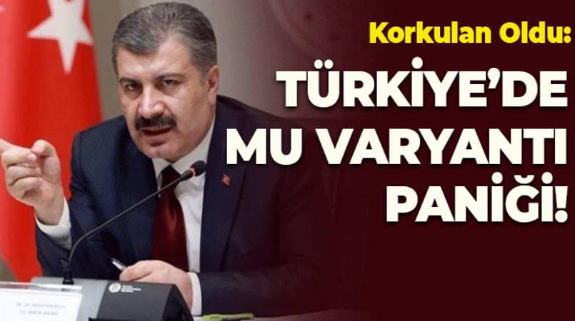 Коджа: В Турции обнаружен вариант коронавируса «Мю»