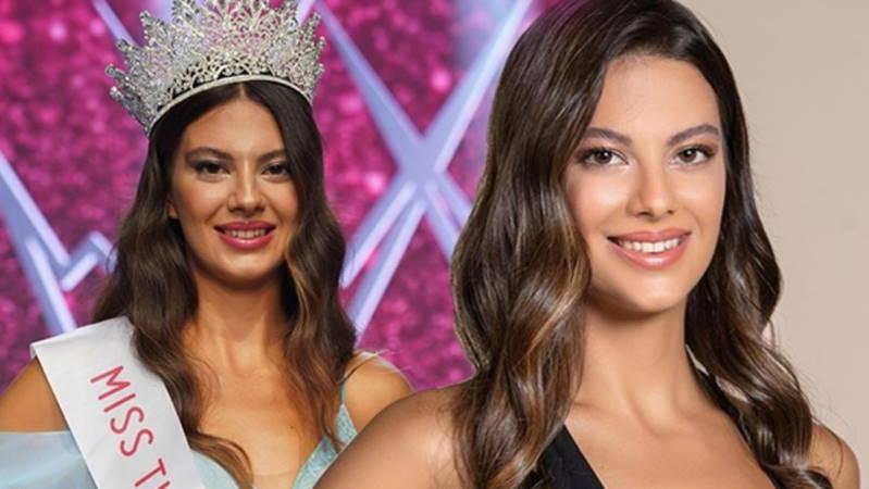 23-летняя Диляра завоевала титул Мисс Турция 2021
