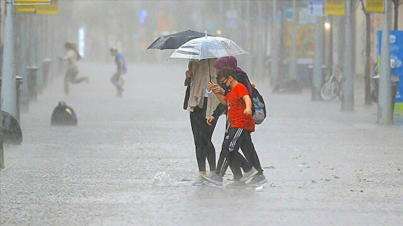 Осень в Турции заставит достать зонты и одеяла