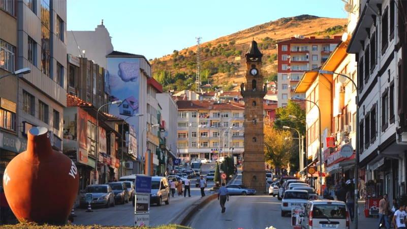 Йозгат – последнее «желтое пятно» в центральной Турции