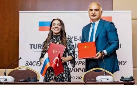Глава Ростуризма в Турции: что обсуждали, что решили