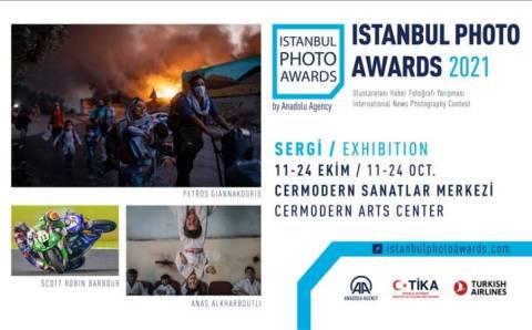 В Анкаре открылась фотовыставка Istanbul Photo Awards-2021
