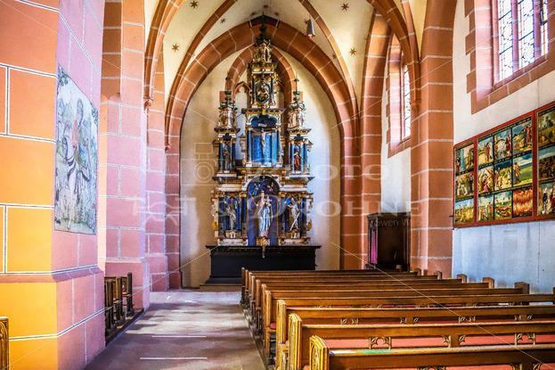 Liebfrauenkirche Oberwesel-9903 - News vom Rhein