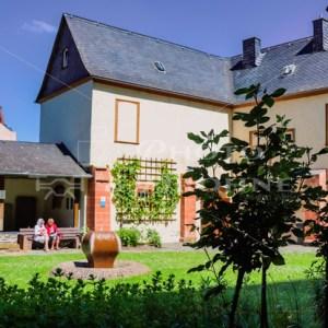 Welterbegarten Vikariegarten der Liebfrauenkirche Oberwesel