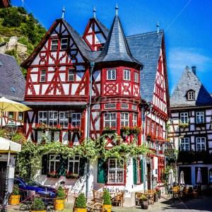 """Das """"Alte Haus"""" in Bacharach am Rhein - News vom Rhein"""