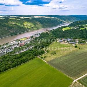 Oberwesel cloudy Day – DJI_0446-HDR - News vom Rhein