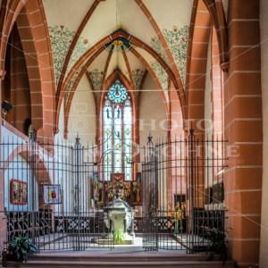 Taufbecken Liebfrauenkirche Oberwesel-9919 - News vom Rhein