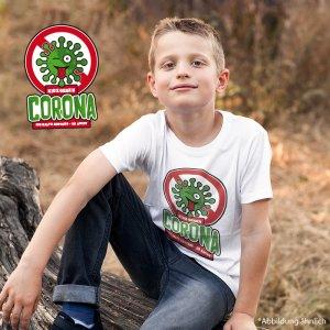 Kidz gegen Corona - T-Shirt