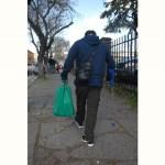 Peatones esperan mayor rapidez en la reposición de veredas