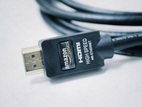 HDMIケーブルはAmazonベーシックが安い!しかも1年保証付き!
