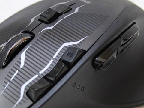 G700sのボタン