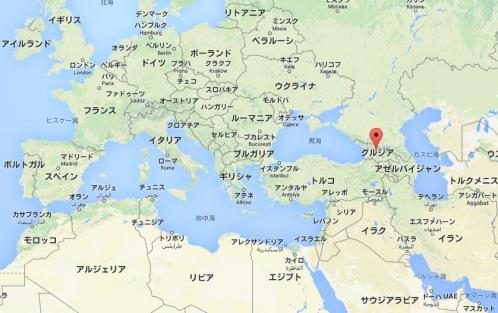 グルジアからジョージアに名前が変わる国って、一体どこにある?