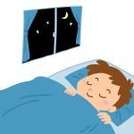 深い眠りにつくたった2種類の方法の内、寝る前の過ごし方を解説