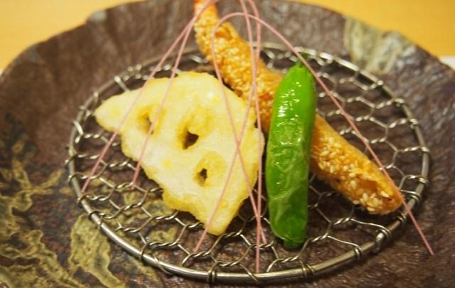 天ぷらの揚げ方のコツ!憶えておきたいは超簡単な2つのポイント